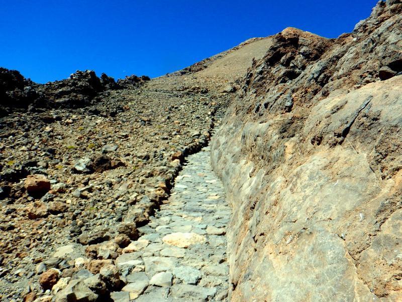Pot na Teide