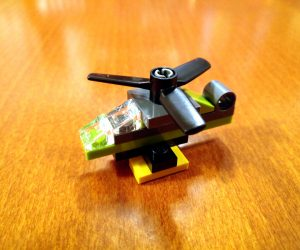 LEGO adventni koledar 2016: štirinajsti dan