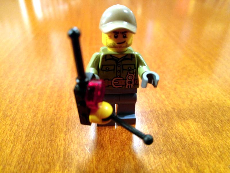 LEGO adventni koledar 2016: trinajsti dan