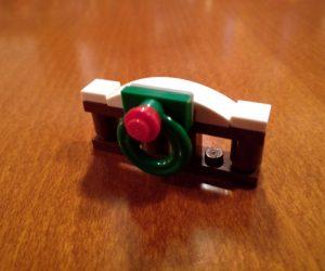 LEGO adventni koledar 2016: sedmi dan