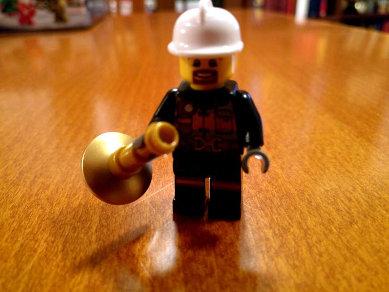LEGO adventni koledar 2016: četrti dan