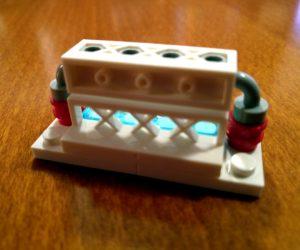 LEGO adventni koledar 2016: deveti dan