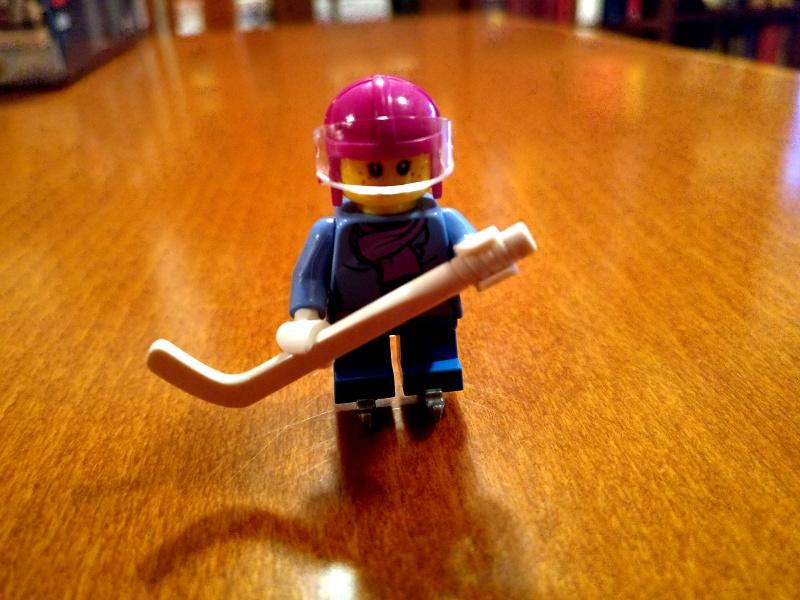 LEGO adventni koledar 2016: deseti dan