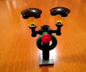 LEGO adventni koledar 2016: dvanajsti dan
