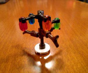 LEGO adventni koledar 2016: enajsti dan