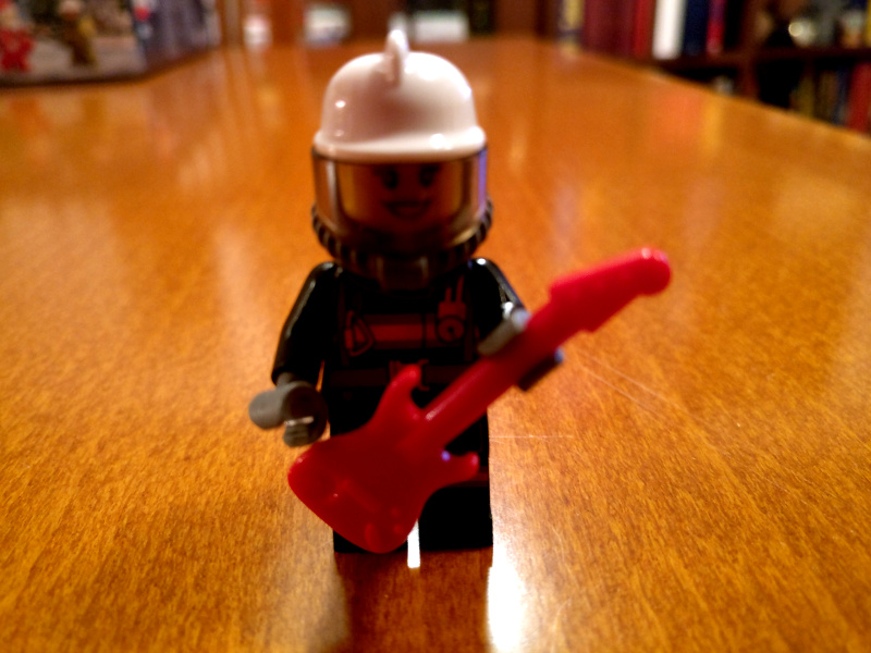 LEGO adventni koledar 2016: drugi dan