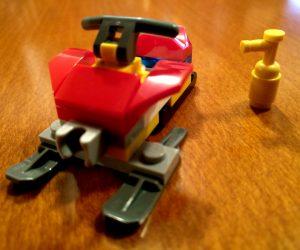 LEGO adventni koledar 2016: peti dan