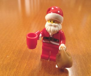 LEGO adventni koledar 2016: štiriindvajseti dan