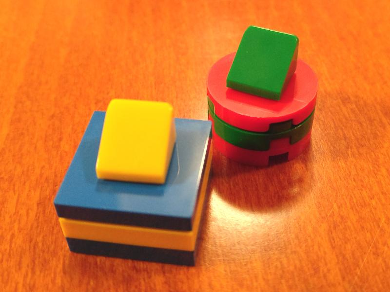 LEGO adventni koledar 2016: dvajseti dan
