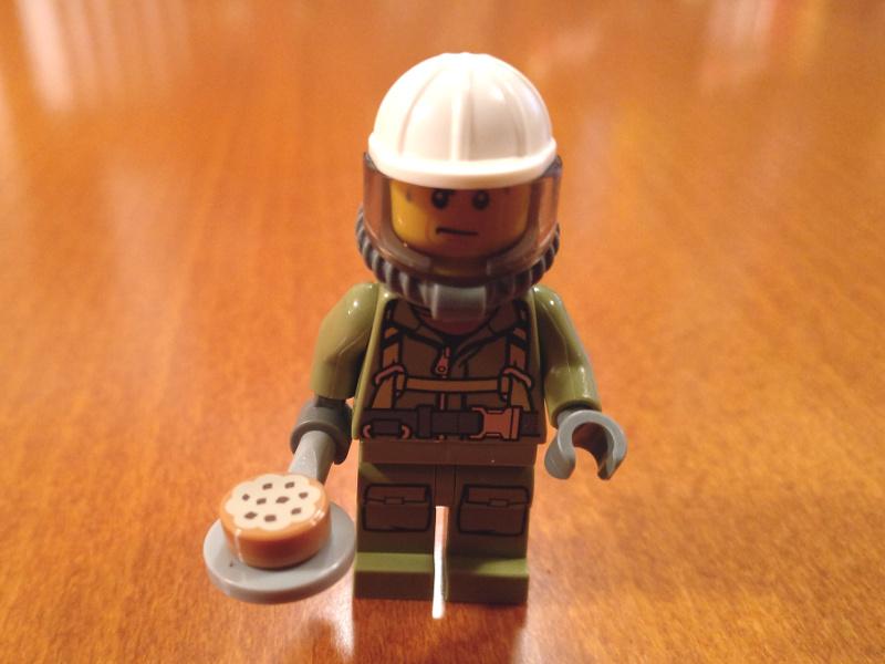 LEGO adventni koledar 2016: osemnajsti dan