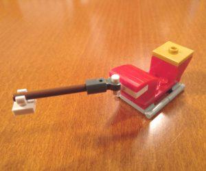 LEGO adventni koledar 2016: triindvajseti dan