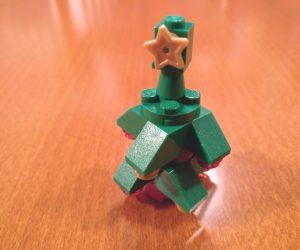 LEGO adventni koledar 2016: enaindvajseti dan