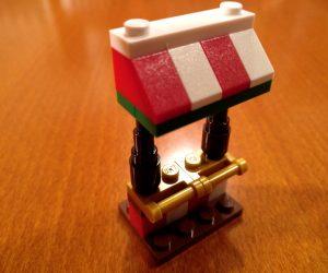 LEGO adventni koledar 2016: sedemnajsti dan
