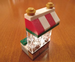LEGO adventni koledar 2016: petnajsti dan